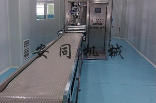 无菌灌装机设备性能及技术指标